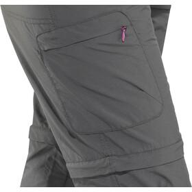 Regatta Chaska Pantaloni zip-off Donna, iron